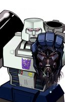 Megatron by MasonEasley