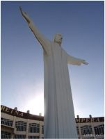 Cristo Rey by LicaWolf