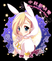 Adventure Time-Fionna's Happy Harvest Moon Festiva by SakuranoRuu