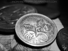 Marsupial Coin by mon-mothma