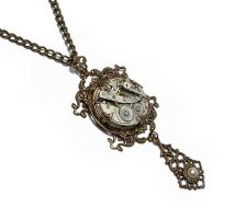French Baroque Pendulum by Gweyeni