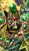 Heroes of Newerth - Greed Soulstealer by MichaelMayne