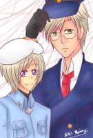 APH : Sweden and Finland by Airi-Mai