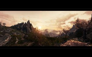 The ReacH panoramic by MRBee30