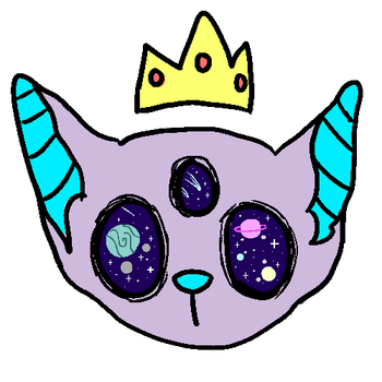 space cat by puIsar