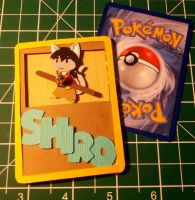 Shiro Card by AlphaZeron