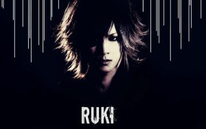 The GazettE - Ruki Wallpaper 2 by Me-The-Manga-Fan101