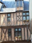 Old town in Angers by dididatenshi