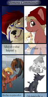 USD Commissions Prices by BlueGriffyon