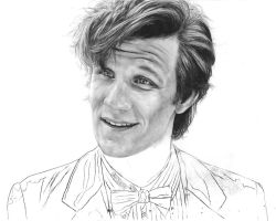 The Doctor WIP by AmandaTolleson
