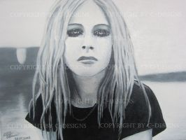 Avril Lavigne - Under My Skin by Drawer88