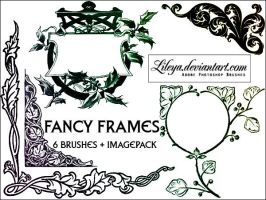 Fancy Frames by Lileya
