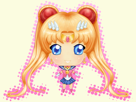 Sailor Moon by AutumnEmbers