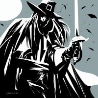 Solomon Kane by johnnymorbius