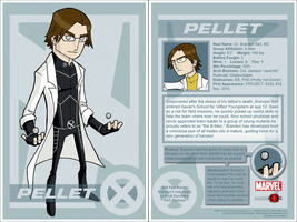 Pellet Trading Card by timaclaren