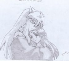 Inuyasha by psyche0o