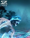 Crius (Titan of herds, the cold and winter) by SKcreation