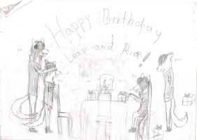 Happy B-day - sketch by Tami-Ami