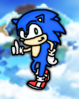 Sonic lost worlds by thegamingdrawer