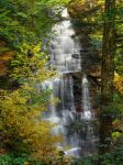 Ricketts Glen State Park 82 by Dracoart-Stock