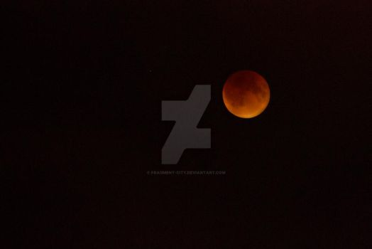 Blood Moon by Fragment-City