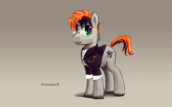 Ready for the ball by Svetomech