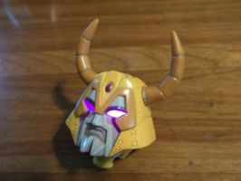 Blood Of Unicron custom head!!!! by alx333