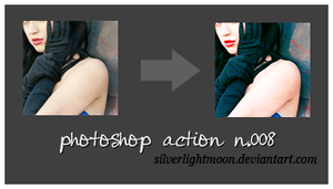Photoshop action 008 by silverlightmoon