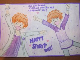 Happy Spirit Day! by SulemaCatherine