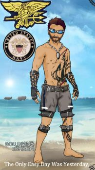 American Warriors Navy Seal by Taiya001