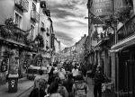 Galway Streets by Pajunen