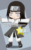 Naruto Collection: Neji-kun by SkyeGuardian