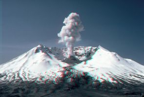St. Helens 3-D conversion by MVRamsey