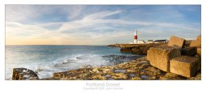 Portland Bill Panorama by Neutron2K