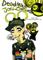 Deadmau5 JoelZimmerman by CHANELGoo
