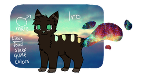 Iro Ref by spacepoos