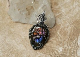 Sterling Tree of Life by FreiaInguz
