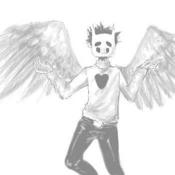 Zacharie by turtlelover523