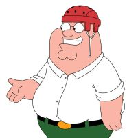Peter Griffin (Family Guy) -25 by frasier-and-niles