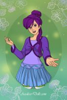 Plum Pudding by goldfairie