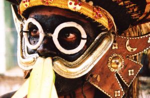 Folk Dancer by copywritrix