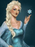 Snow Queen by Eltyria