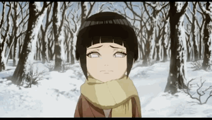 The Last - NaruHina glances in the trailer by TomNamikaze