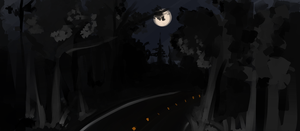 Night Road by Miha-Hime