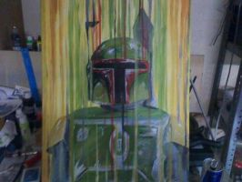 boba fett by tattoodad237