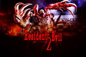 Resident_Evil_2_Wallpaper by Soraya-Mendez