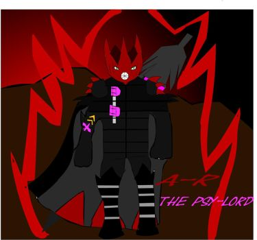 Request- A-R. The Psy-Lord by Arne-PWNS-You