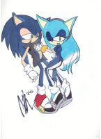 :AT: Sonicemma by Silverthehedgie0330