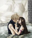 CloudxTifa:Blessed Moment by Cloud-x-Tifa-Club