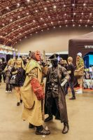 London Comic Con 2014_1 by OneTwoPew